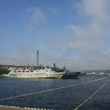 Vladivostok : le port, 20 juin 2011. Photo : J. Michel