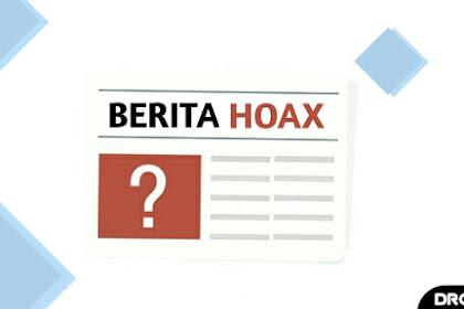 tips mengetahui dan membedakan berita hoax atau bukan