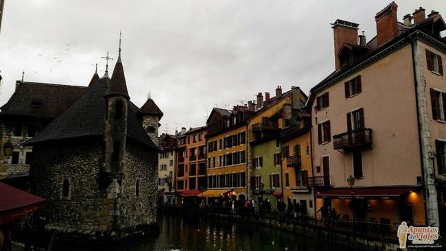 Visitar Annecy Francia 6
