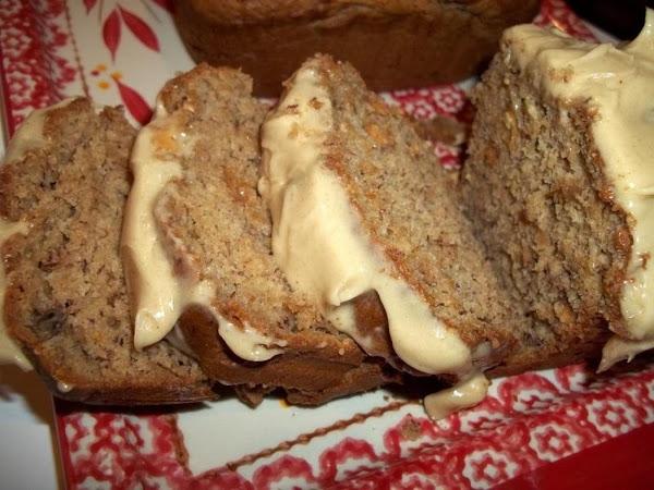 ~ Family Favorite Peanut Butter Banana Bread ~ Recipe
