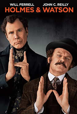 Capa Holmes e Watson Torrent