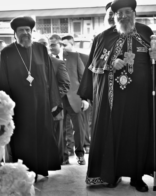 His Holiness Pope Tawadros II visit to St. Mark LA - DSC_0129.JPG