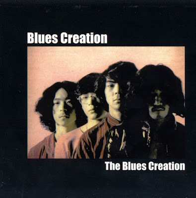 Blues Creation ~ 1969 ~ The Blues Creation