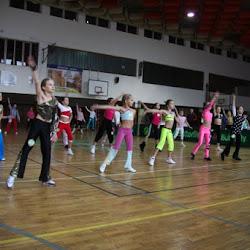 Finále v aerobicu jednotlivců 2011