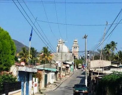 Paraíso de Osorio, La Paz, El Salvador