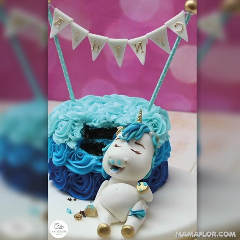 tortas-de-unicornios-divertidas-11