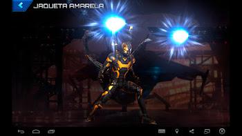 Jaqueta Amarela - Homem-Formiga da Marvel