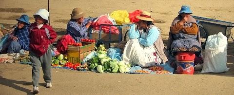 En El Alto siempre hay donde comprar (Bolivia)