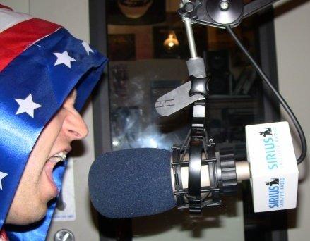Bryan Plumb Pickup Artist On Radio Show, Bryan Plumb