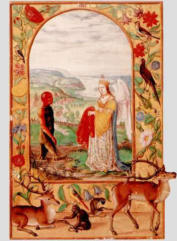 Resurrection Out Of The Swamp From Splendor Solis, Hermetic Emblems From Manuscripts 1