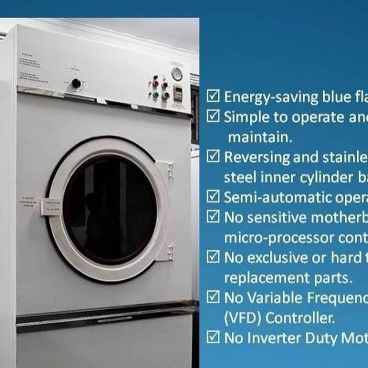 Aldura Trading Industries / Ferotex Phils. - Laundry Equipment ...