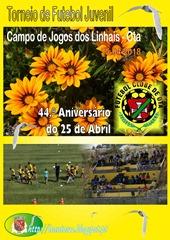 25.ABR.18 - Torneio Furtebol Juvenil