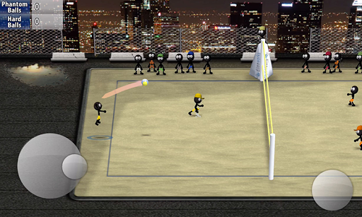 Stickman Volleyball 1.0.2 screenshots 4