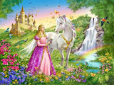 Princess In Magical Land