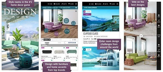 App android e iphone per arredare gli interni della casa for App per arredare casa gratis