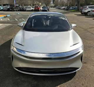 Electric vehicle Lucid Air