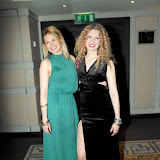 WWW.ENTSIMAGES.COM -  Melanie Masson and Hanna Sherwood at                                                       Marriott Burns Night Ball celebration London Marriott Hotel Grosevenor Square London January 24th 2013 Photo Mobis Photos/OIC 0203 174 1069