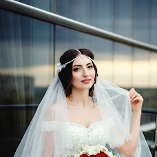 Wedding photographer Aleksandra Efimova (sashaefimova). Photo of 14.12.2017
