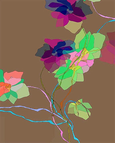"""The """"Vines"""" piece from the """"2005"""" collection"""