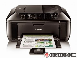 Canon PIXMA MX522 printing device driver | Free download & install