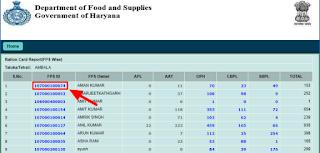 Status BPL/NFSA List