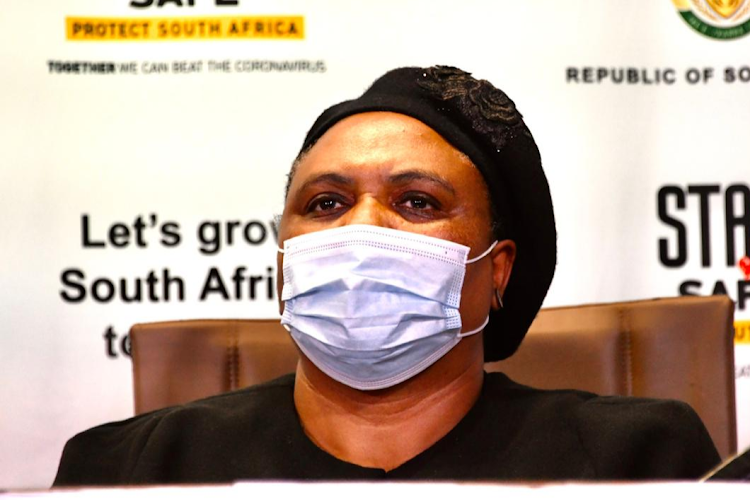 Agriculture, land reform and rural development minister Thoko Didiza wants to meet the incoming Zulu monarch over the Ingonyama Trust rental row. File photo.
