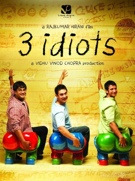 3 Chàng Ngốc - 3 Idiots (2009) | Full HDVietsub+Thuyết minh