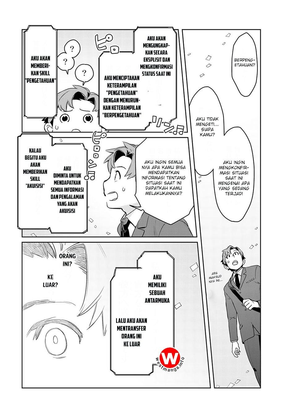 Dilarang COPAS - situs resmi www.mangacanblog.com - Komik isekai ni kita mitai dakedo ikan sureba yoi no darou 001 - chapter 1 2 Indonesia isekai ni kita mitai dakedo ikan sureba yoi no darou 001 - chapter 1 Terbaru 9 Baca Manga Komik Indonesia Mangacan