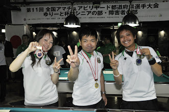 Photo: 沖縄勢3部門で大活躍!