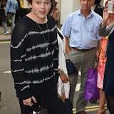 OIC - ENTSIMAGES.COM - Luke Friend at the  Dear Lupin - press night in London 3rd August 2015 Photo Mobis Photos/OIC 0203 174 1069