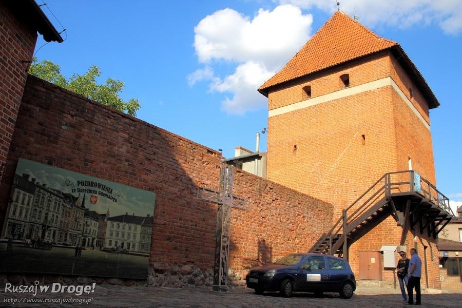 Zwiedzamy Starogard Gdański
