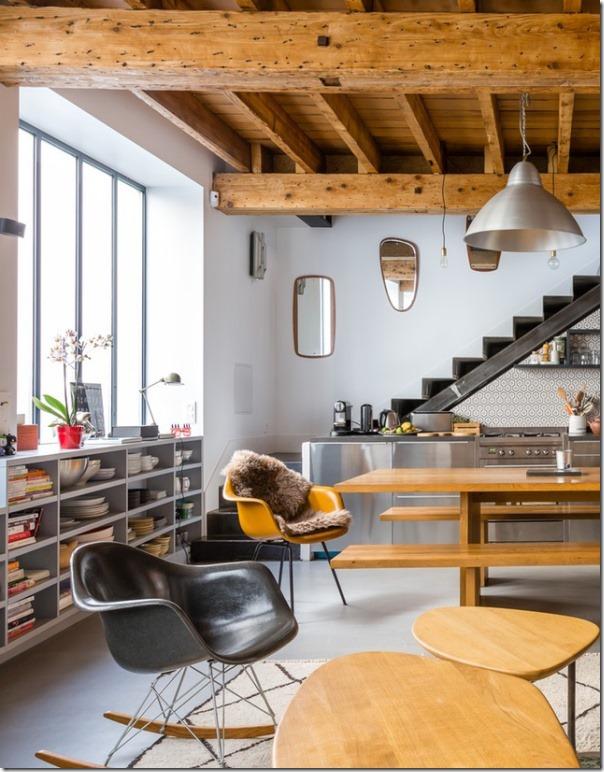 Arredare in stile industriale case e interni for Arredamento interni case