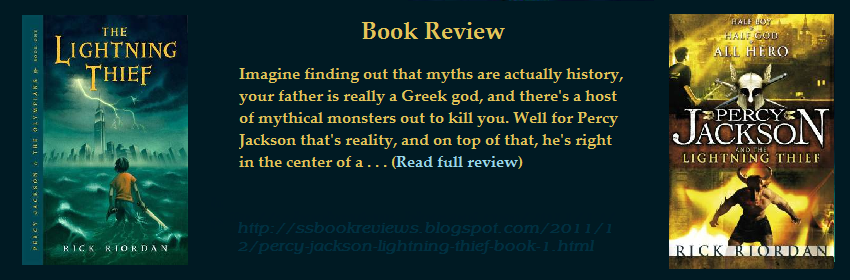 book percy jackson review