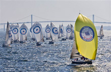 Canada leading New York YC Rolex Invite Cup