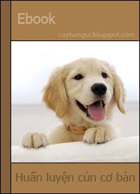 Ebook 14 bài huấn luyện chó cơ bản