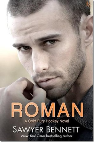 Review: Roman (Cold Fury #7) by Sawyer Bennett | About That Story