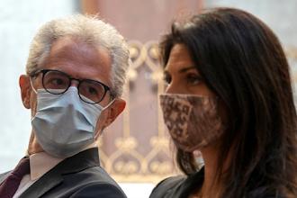 Il segretario di Demos e consigliere regionale del Lazio Paolo Ciani si candida per sfidare Virginia Raggi