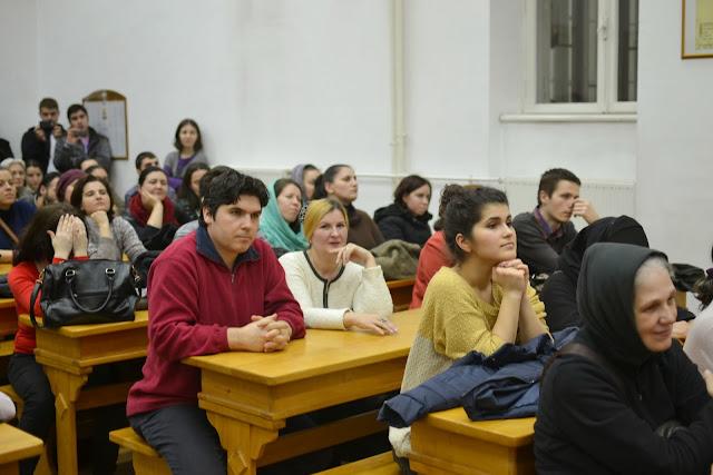 Seara cultural duhorvniceasca la FTOUB 313