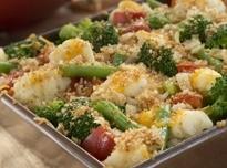 Baked Veggie Casserole Recipe