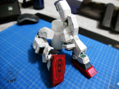[Jeongyo No. 2] - FA-78 Gundam Light-Type DSCN1426
