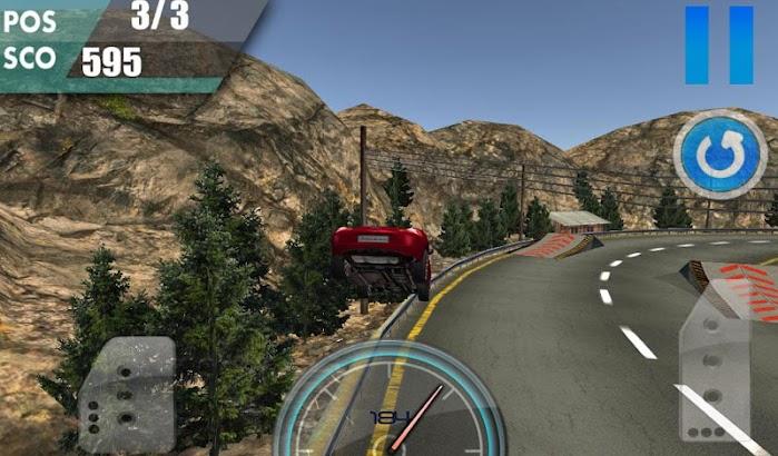 Racing Drift cars screenshot