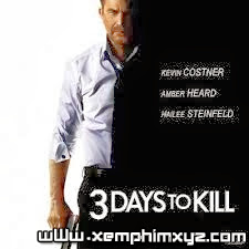 Phim 3 Days to Kill HD -