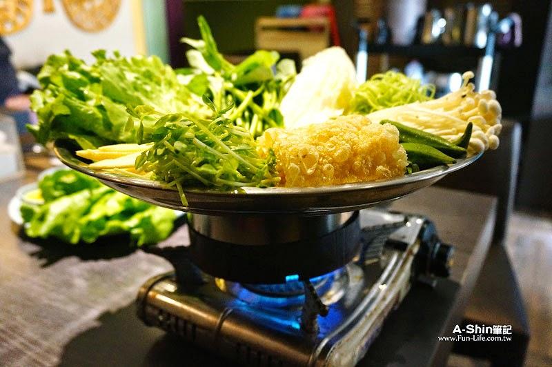 台中異國料理:很越南宮廷料理1