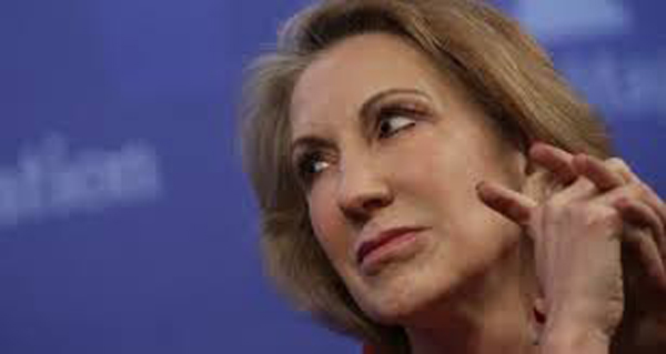 Fiorina: Republicans don't support Trump
