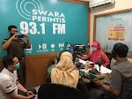 Kejaksaan Kota Sukabumi Melakukan Talkshow Bersama Swara Perintis Sukabumi