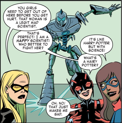 Image result for the unstoppable wasp
