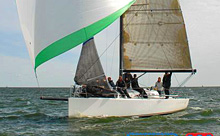 J/111 offshore racer cruiser one-design sailboat