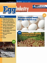 Egg Industry 07/2014 cover