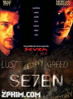 7 Tội Lỗi Chết Người - Se7en (1995) Poster