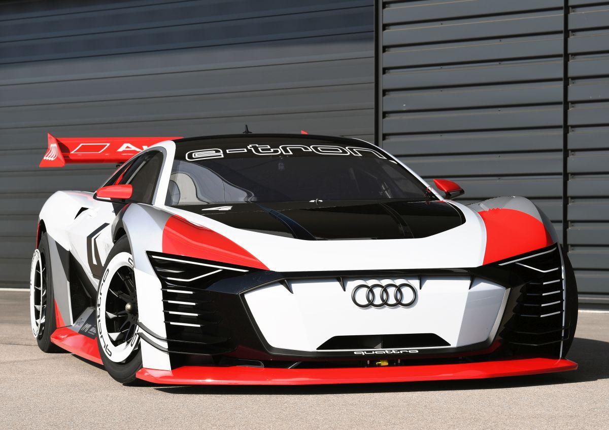 e-tron Vision Gran Turismo Concept